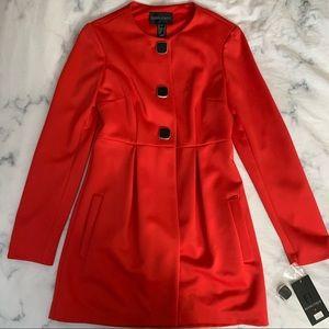 NWT Frank Lyman Design Red Jacket